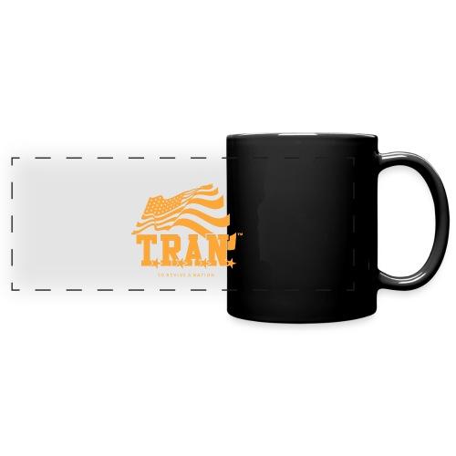TRAN Gold Club - Full Color Panoramic Mug