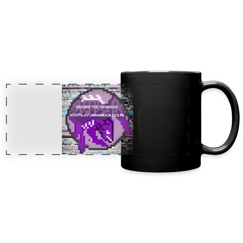 Beware the JavaWock - Full Color Panoramic Mug
