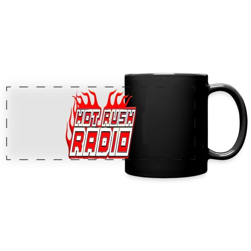 worlds #1 radio station net work - Full Color Panoramic Mug