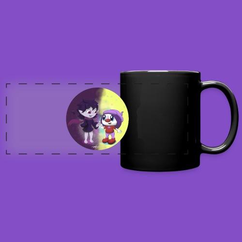 Salem and Mindy - Full Color Panoramic Mug