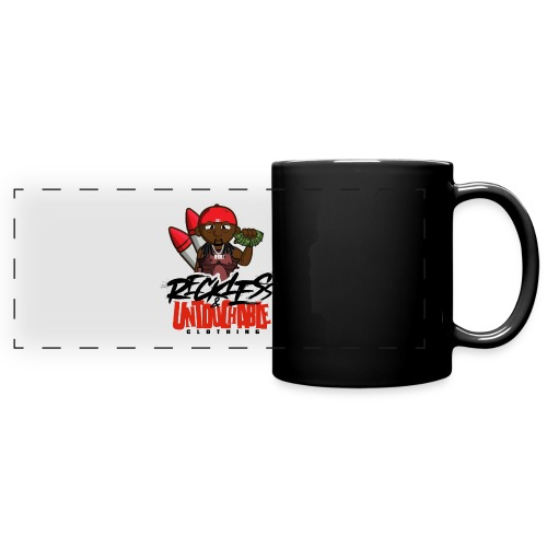 Reckless and Untouchable_1 - Full Color Panoramic Mug