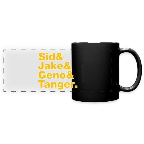Helvetica& Hockey 2021 - Full Color Panoramic Mug