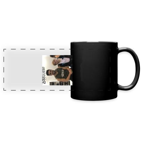 me with gorge janko - Full Color Panoramic Mug