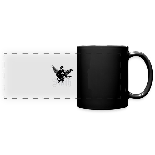 faithwings png - Full Color Panoramic Mug