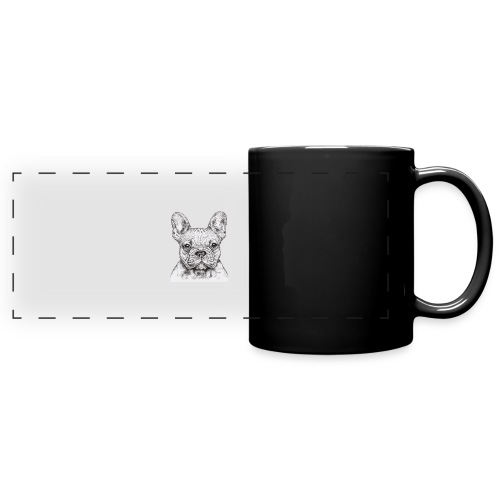 French Bulldog - Full Color Panoramic Mug