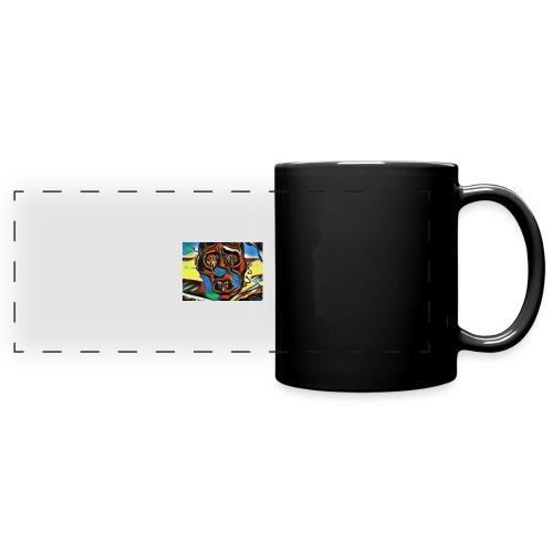 Dali Visage - Full Color Panoramic Mug