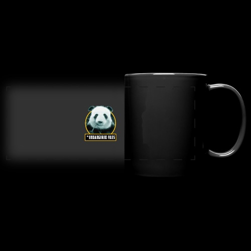THE ENDANGERED FILES - Full Color Panoramic Mug