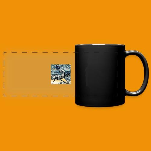 Freedom - Full Color Panoramic Mug