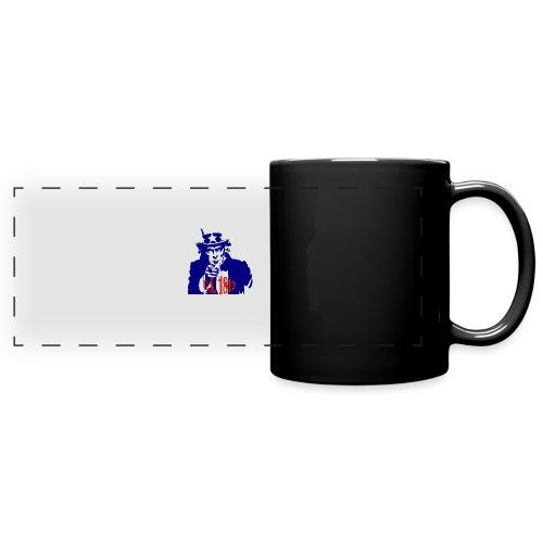uncle-sam-1812 - Full Color Panoramic Mug
