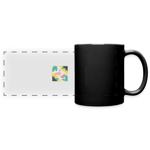 Flamingo - Full Color Panoramic Mug