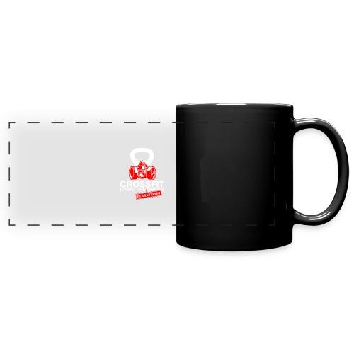 CROSSFIT LTQD - WHITE - Full Color Panoramic Mug
