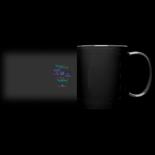 Cosmic Puzzle Mug - Full Color Panoramic Mug