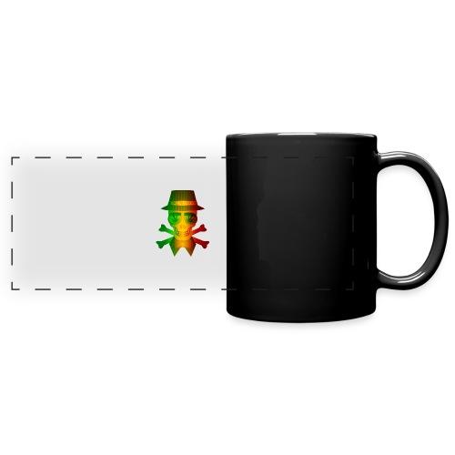 Rasta Man Rebel - Full Color Panoramic Mug