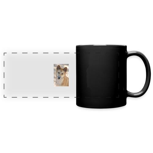 My youtube page - Full Color Panoramic Mug