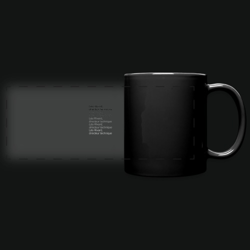 LEO TECHNICAL Rivard - Full Color Panoramic Mug