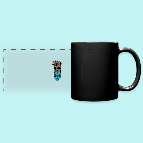 90s KID SKULLY - Full Color Panoramic Mug