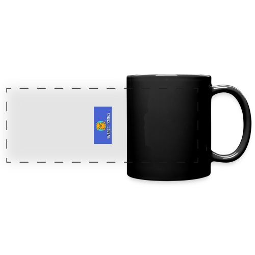 logo iphone5 - Full Color Panoramic Mug