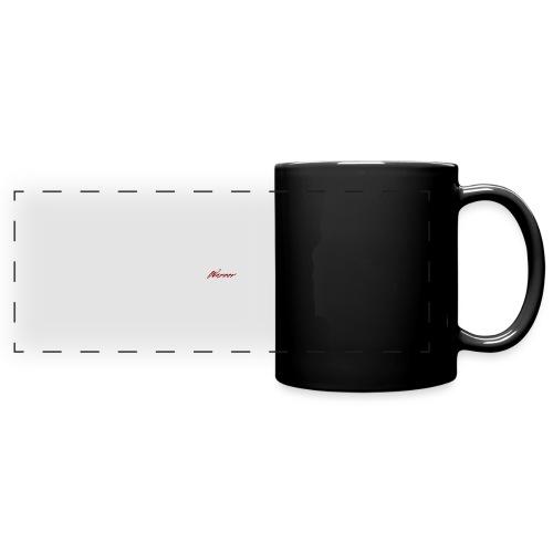 Brush style - Full Color Panoramic Mug
