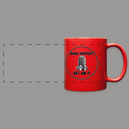GET ON IT BH - Full Color Panoramic Mug