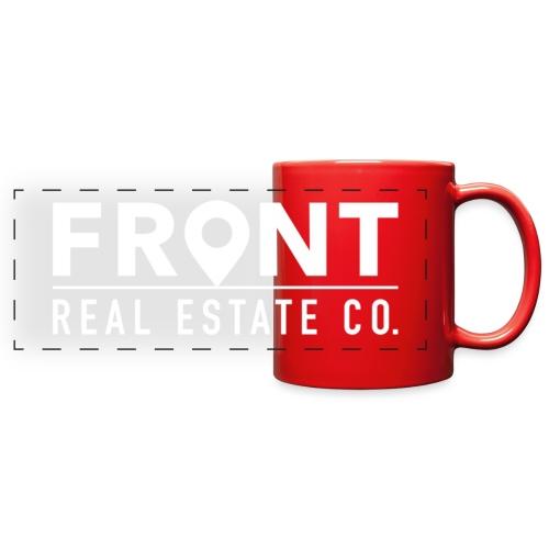 Front Logo T Shirt - Full Color Panoramic Mug