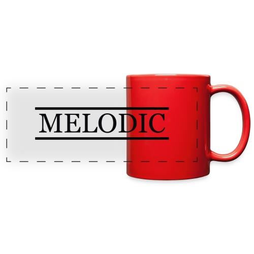 Melodic - Full Color Panoramic Mug
