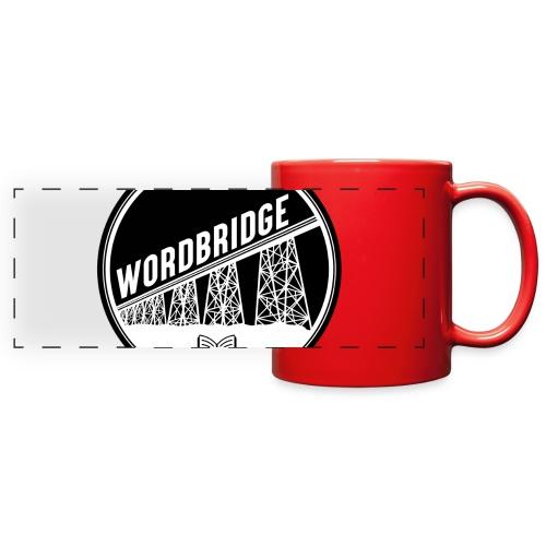 WordBridge Conference Logo - Full Color Panoramic Mug