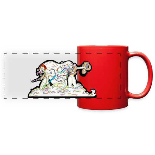 MD At Your Side - Full Color Panoramic Mug