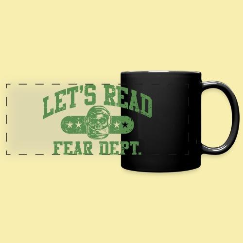Athletic - Fear Dept. - Full Color Panoramic Mug