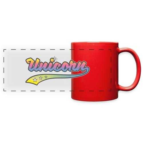 Unicorn Sport - Full Color Panoramic Mug