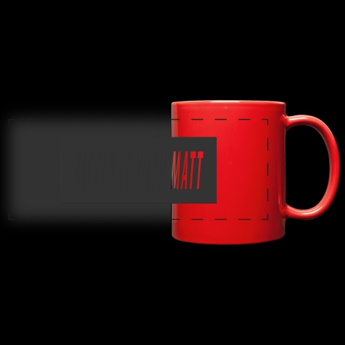 Fire - Full Color Panoramic Mug