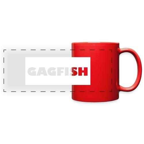 GAGFISH WIGHT LOGO - Full Color Panoramic Mug