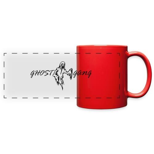 GhostGang Logo - Full Color Panoramic Mug