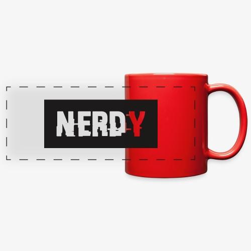 NerdyMerch - Full Color Panoramic Mug