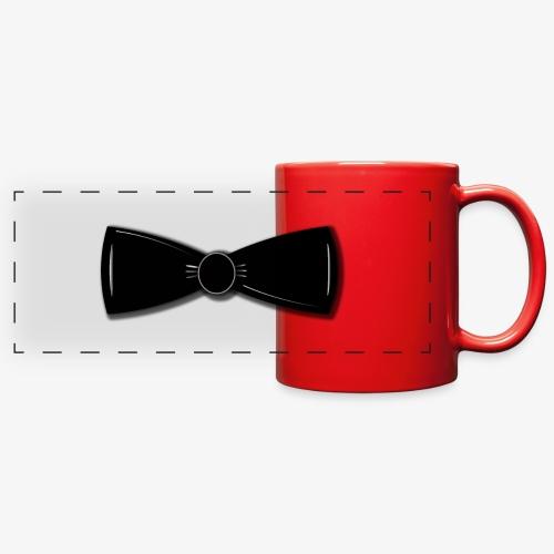 Tuxedo Bowtie - Full Color Panoramic Mug
