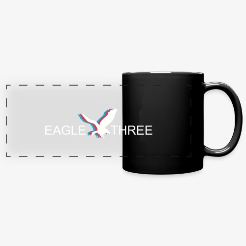 EAGLE THREE APPAREL - Full Color Panoramic Mug