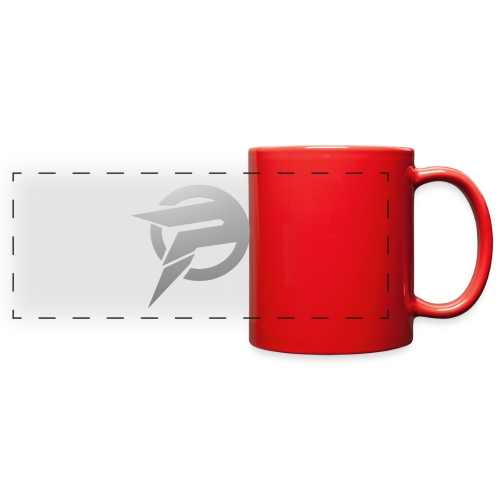 2dlogopath - Full Color Panoramic Mug