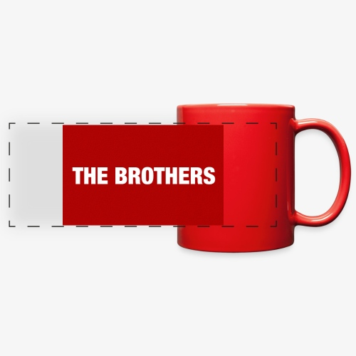 The Brothers - Full Color Panoramic Mug