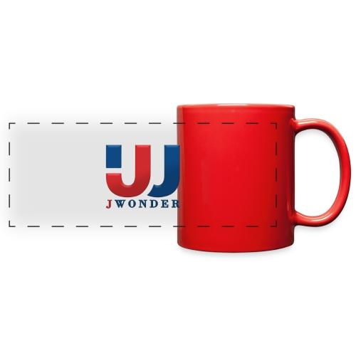 jwonder brand - Full Color Panoramic Mug