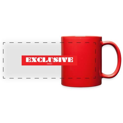 exclusive - Full Color Panoramic Mug