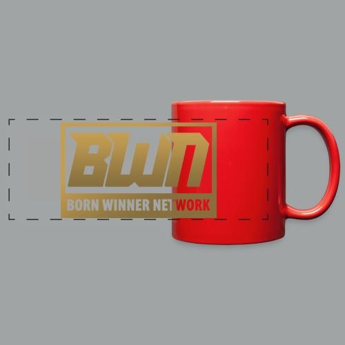 BWN (Gold) - Full Color Panoramic Mug