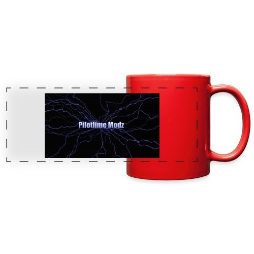 backgrounder - Full Color Panoramic Mug