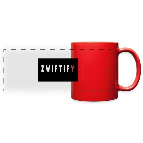 zwiftify - Full Color Panoramic Mug