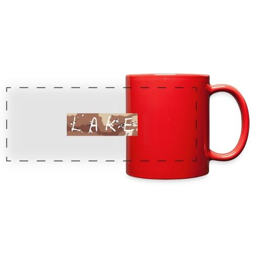 LAKE_LOGO2 - Full Color Panoramic Mug