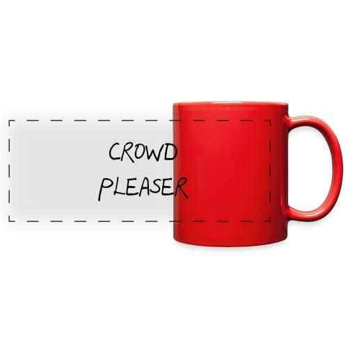 CROWDPLEASER - Full Color Panoramic Mug