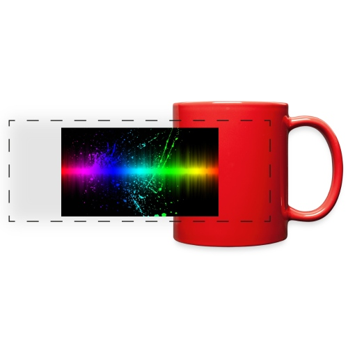 Keep It Real - Full Color Panoramic Mug