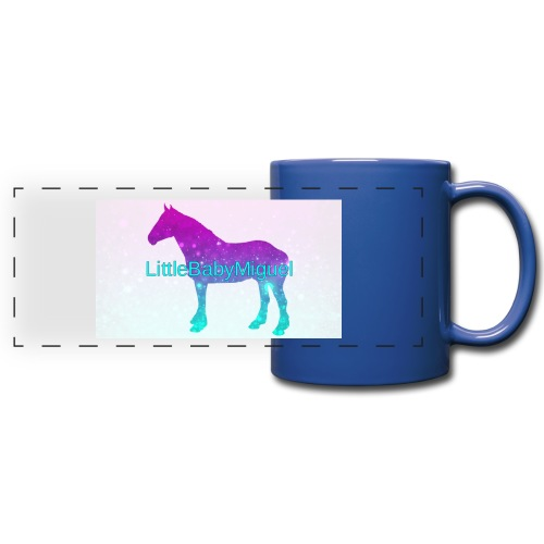 LittleBabyMiguel Products - Full Color Panoramic Mug