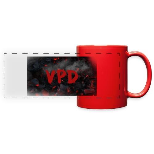 VPD Smoke - Full Color Panoramic Mug