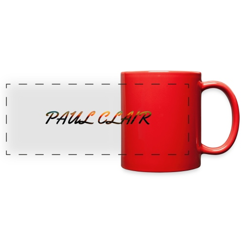 Rainbow Paul Clair Accesories - Full Color Panoramic Mug