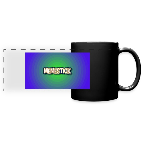 memestick symbol - Full Color Panoramic Mug