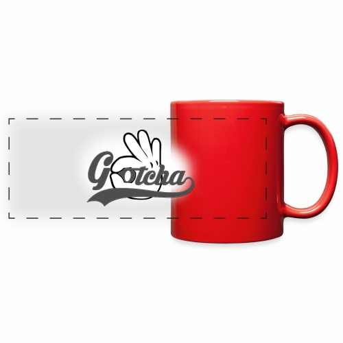Gotcha - Full Color Panoramic Mug